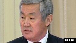 Бердібек Сапарбаев, Шығыс Қазақстан облсының әкімі.