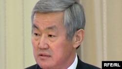Шығыс Қазақстан облысының әкімі Бердібек Сапарбаев.