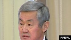 Бердыбек Сапарбаев, аким Восточно-Казахстанской области.