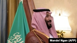 محمد بن سلمان آل سعود ولیعهد عربستان سعودی