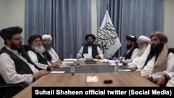 هیئت سیاسی گروه طالبان در قطر