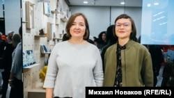 Бояна Гяурова и Адриана Андреева