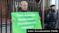 Протесты у дверей Госдумы
