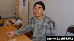 Осудениот Азимжан Аскаров.