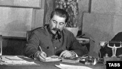 Խորհրդային բռնակալ Իոսիֆ Ստալինը, 1939թ․