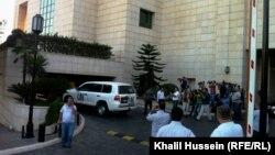 ورود کارشناسان سازمان ملل به سوریه