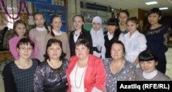 Төмән районындагы татар телен сөючеләр