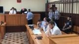 На суде по мере пресечения Абдулмумину Гаджиеву