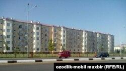 Zokir Aliewiň doglan Karşi şäheri