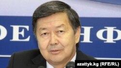 Џантаро Сатјбалдиев, новито премиер на Киргистан.