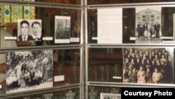 Expoziția pe tema deportărilor din anii 1940