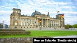 Будынак Райхстагу ў Берліне, дзе праводзіць паседжаньні нямецкі парлямэнт