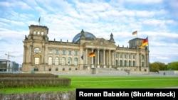 Zgrada Bundestaga