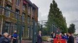 Kosovo President Hashim Thaci has left the headquarters of the specialized prosecutor's office in The Hague