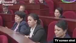 Ўзбекистон парламенти аъзолари