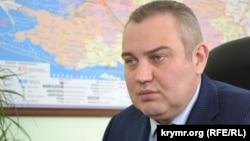 Председатель Херсонской ОГА Андрей Путилов