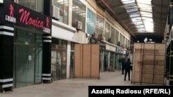 «Binə»də mağazalar bağlanıb