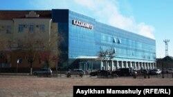 Офис «Казахмыса» в Жезказгане.
