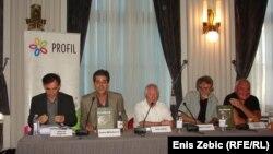 Predstavljanje knjige Ante Lešaje, 12. srpanj 2012.