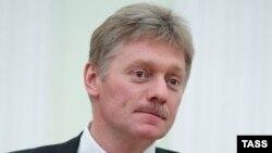 Zëdhënësi i Kremlinit, Dmitry Peskov,