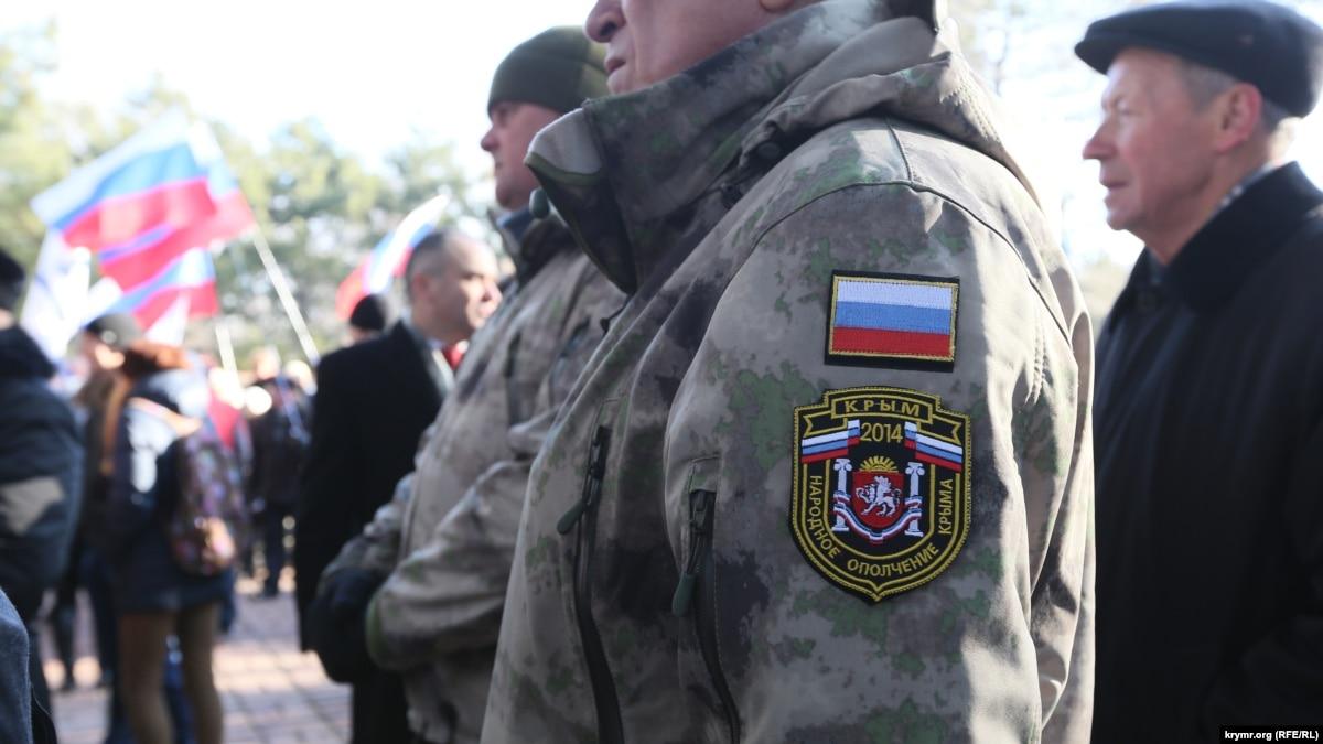 Полиция объявила о подозрении двум участникам «крымской самообороны»