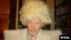 Рыгор Барадулін, архіўны здымак