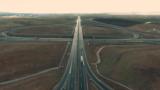 Një autostradë në Kosovë. Fotografi nga arkivi.