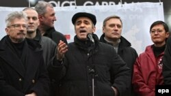 16 декабря прошлого года «несогласные» уже пытались пройтись по столице маршем
