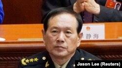 Ministri i Mbrojtjes, Wei Fenghe