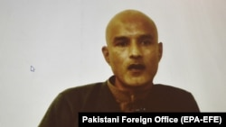 Indian national Kulbhushan Jadhav was arrested in Balochistan in 2016. (file photo)