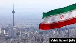 بیرق ایران