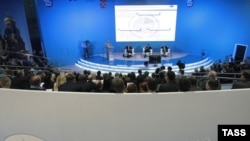 The International Economic Forum opened in St.Petersburg on June 4.