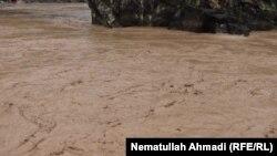 آرشیف/ سیلاب در بدخشان تصویر جنبۀ تزئینی دارد