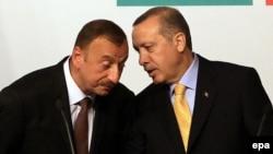 Prezidentlər Əliyev və Erdoğan