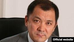 Аким Западно-Казахстанской области Нурлан Ногаев. Фото с сайта правительства Казахстана.