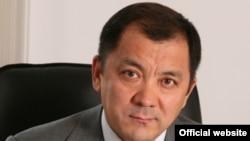 Нұрлан Ноғаев - Батыс Қазақстан облысының әкімі. Қазақстан үкіметінің ресми сайтындағы сурет.