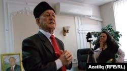 Кырымтатар язучылары берлеге рәисе Риза Фазыл