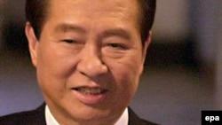 Бывший президент Южной Кореи Ким Дэ Чжун.