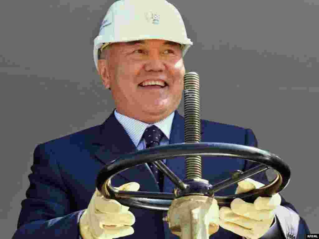 Казахстан. 17 января - 21 января 2011 года. #13