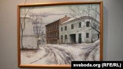 Выстава «Пасьляваенны Менск у карцінах Анатоля Наліваева»