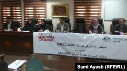 جلسة حوارية عن مساهمة المرأة في التنمية الاقتصادية