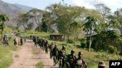 ارتش اوگاندا اخيرا برای مقابله با شورشيانی که از کنيا وارد اين کشور می شوند نيروهای بيشتری را به مناطق مرزی اعزام کرده است.