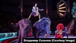 """Фрагмент шоу """"Инди-Ра"""""""