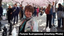 Гөлүзә Зыятдинова, 2019 ел