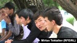 Иллюстративное фото, Бишкек, 15 сентября 2011 года.
