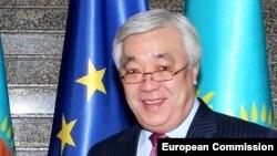 Қазақстанның сыртқы істер министрі Ерлан Ыдырысов.