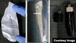 Device found with alleged spy for Iran (Shin Bet)