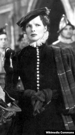 """""""Mary of Scotland"""" (1936) - Catherine Hepburn-ün çəkildiyi uğursuz filmlərdən"""