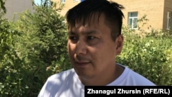 Бахытгали Оразгалиев, частный предприниматель, волонтер.