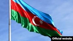 بیرق ملی آذربایجان
